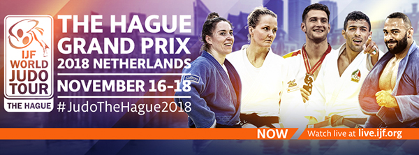 The Hague Grand Prix 2018 - Netherlands Day 3 | JudoCrazy