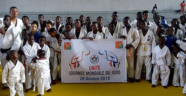IJF NEWS - The #WorldJudoDay theme for 2018 has been selected